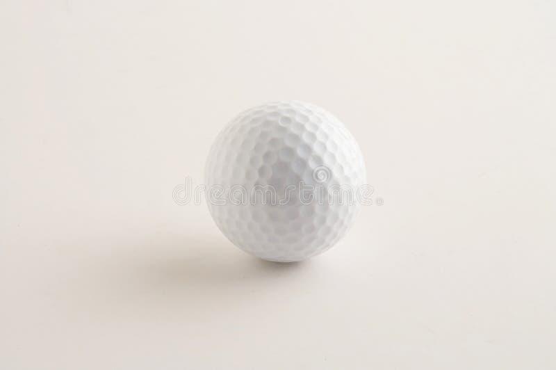 Bille de golf - balle de golf images stock