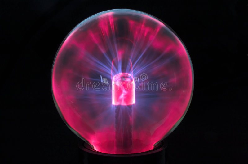 Bille de plasma photos stock