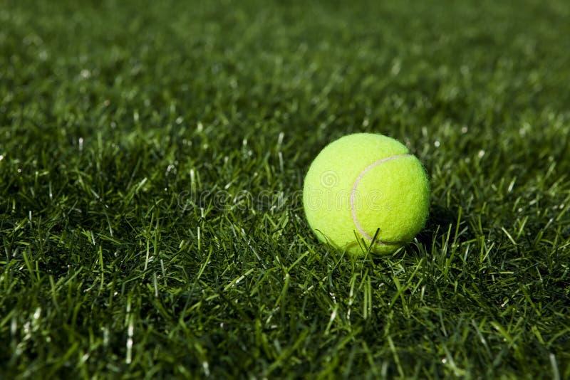 Bille de tennis images stock