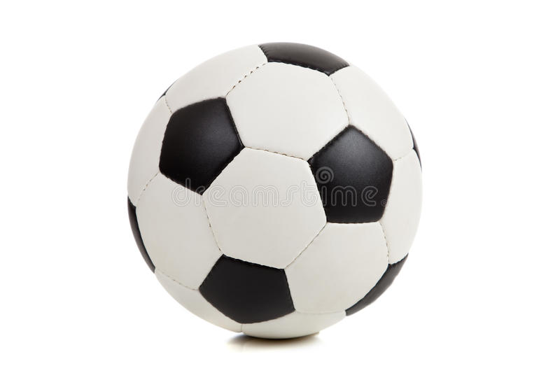 Bille ou football de football photo stock