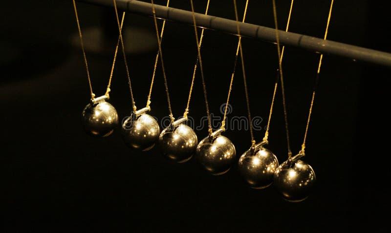 Billes de équilibrage photo libre de droits