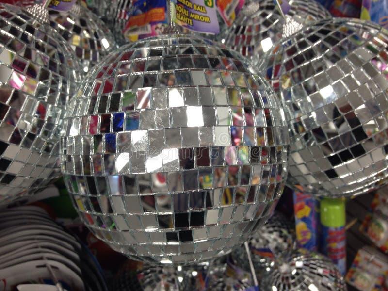 Billes de disco image stock