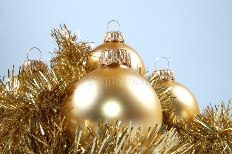 Billes de Noël images stock