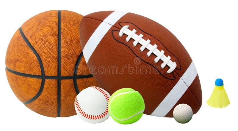 Billes de sports photos stock