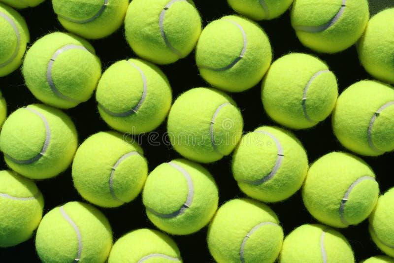 Billes de tennis photos stock