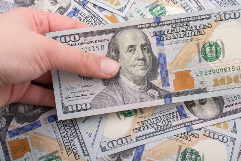 Download Billets De Banque De Dollar US écartés Autour Photo stock - Image du papier, argent: 87708610
