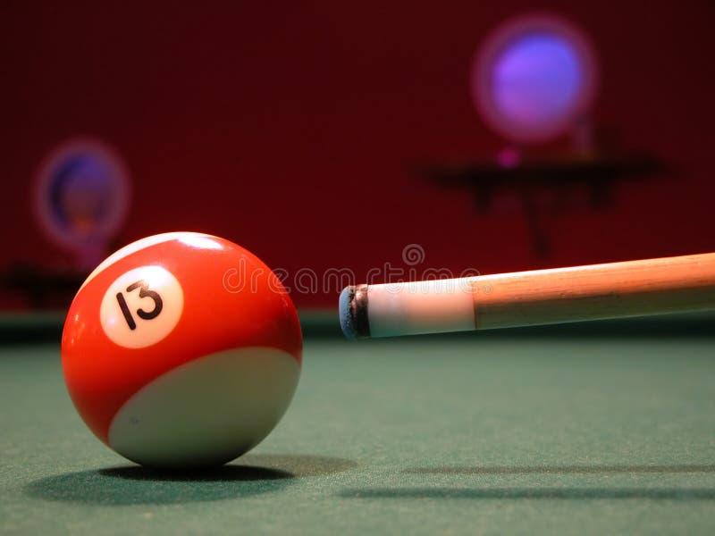 Billiard 1 Lizenzfreie Stockfotos