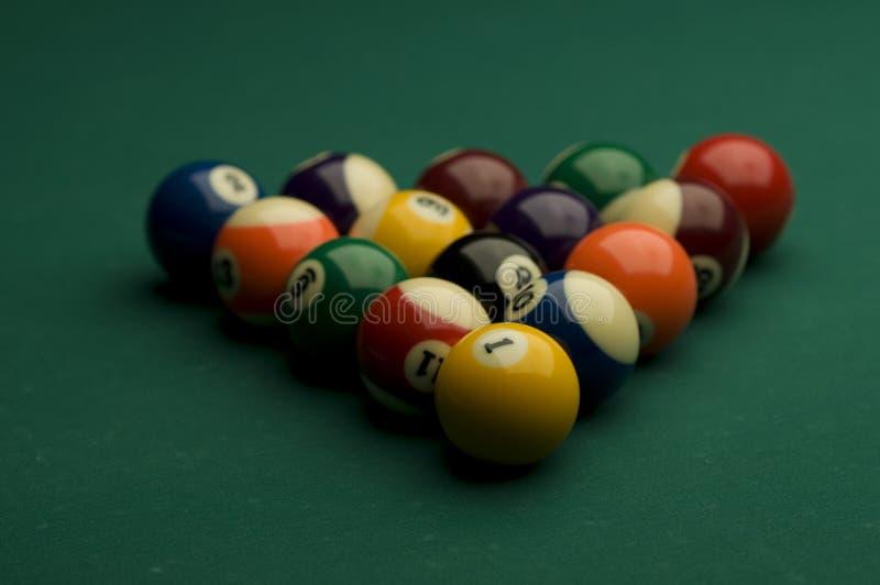 Billiard Stock Image