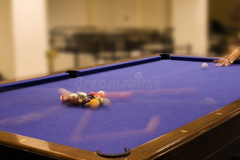 Billiard stockfotografie