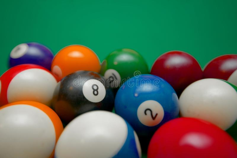 Download Billiard stock photo. Image of competition, first, felt - 26528666