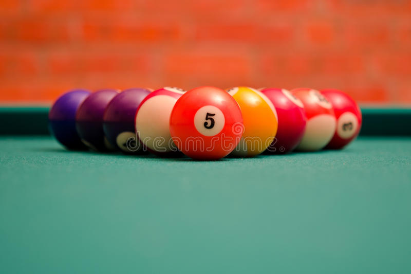 Download Billiard stock photo. Image of entertainment, beginning - 27988936