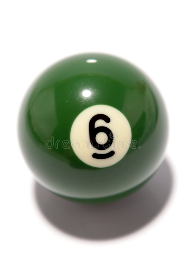 Free Billiard Ball Royalty Free Stock Photos - 6872968