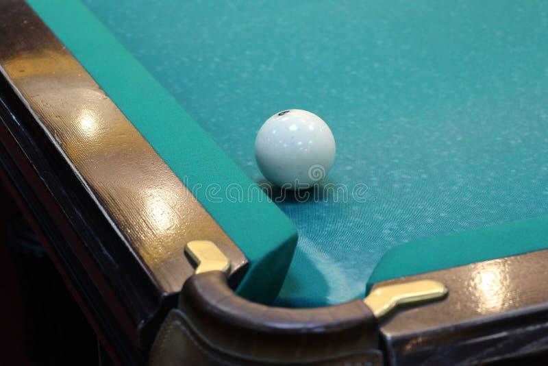 billiards fotografia de stock royalty free