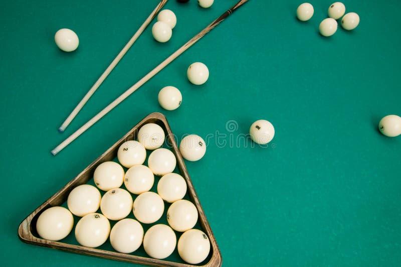 Download Billiards stock image. Image of balls, nobody, russian - 10858685