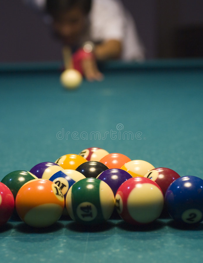 Free Billiards Stock Photography - 3261382