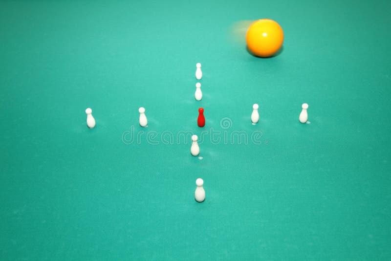 billiards imagens de stock royalty free