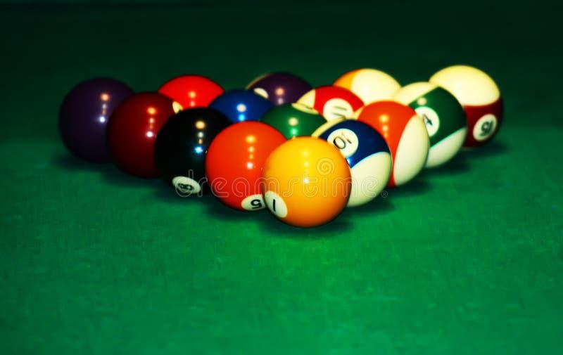 billiards fotos de stock royalty free
