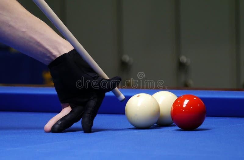 billiards foto de stock royalty free