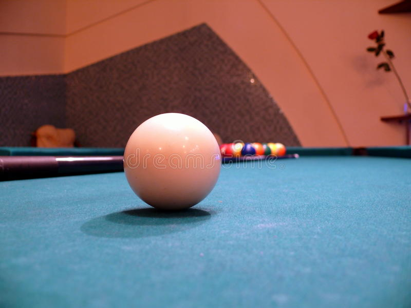 Download Billiards balls stock image. Image of competition, green - 12500759