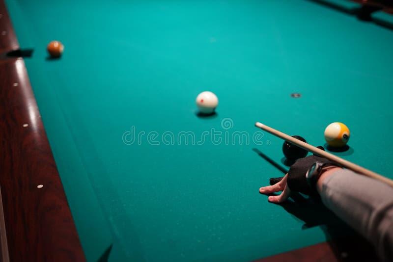 Billiards of image. Shooting location : Yokohama-city kanagawa prefecture stock images