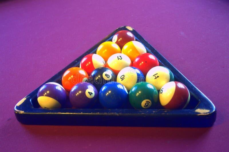 PoolPyramid Balls wall Rack  Wooden Shelf for billiard balls and triangle NEW
