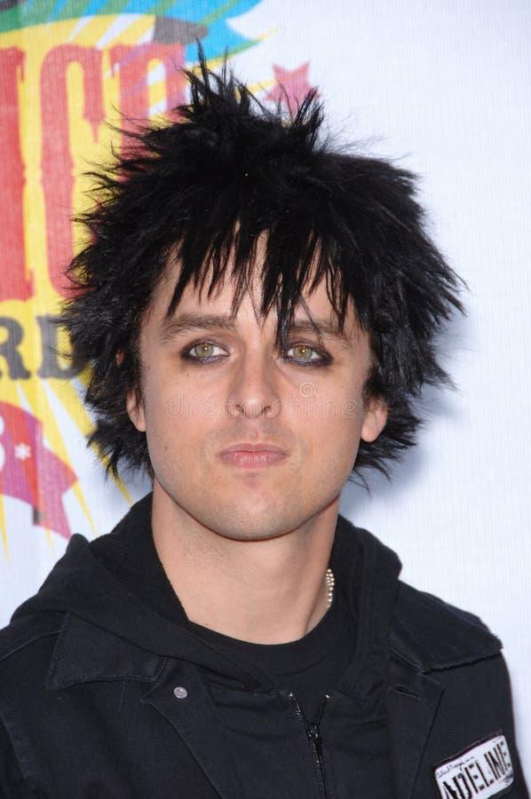 Billie Joe Armstrong, Green Day fotos de stock royalty free