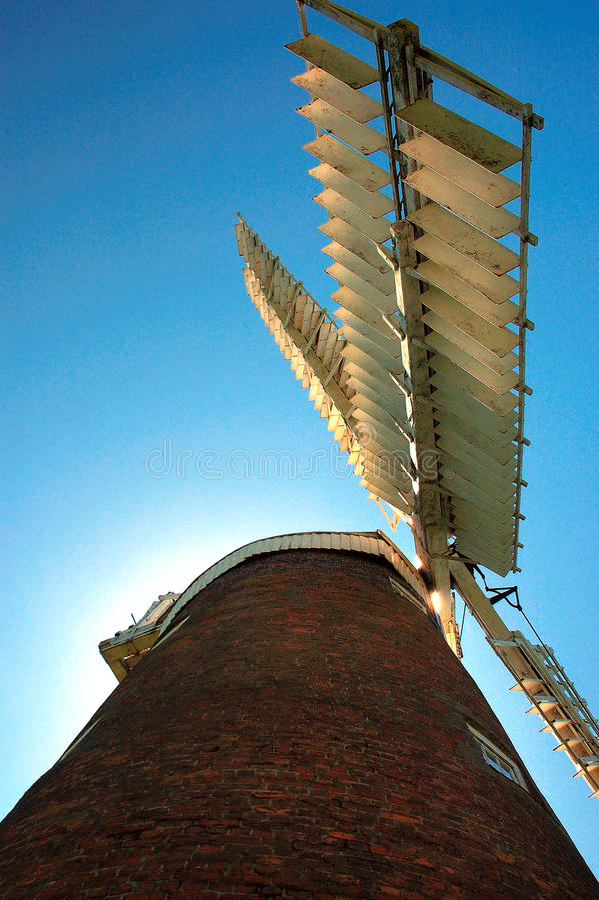 Free Billingford Windmill Norfolk Royalty Free Stock Photos - 39396718