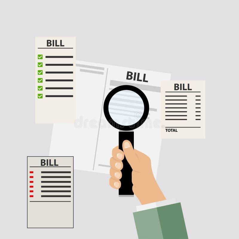 Bills Stock Illustrations – 23,278 Bills Stock Illustrations