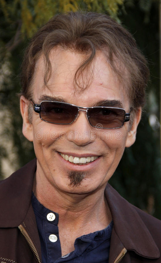 Billy Bob Thornton photographie stock libre de droits