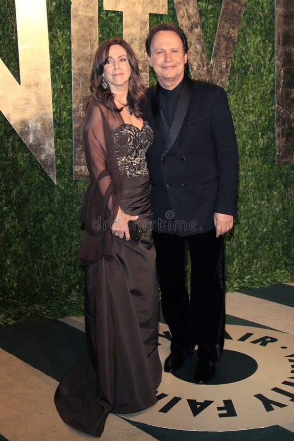 Billy Crystal, Vanity Fair fotos de stock