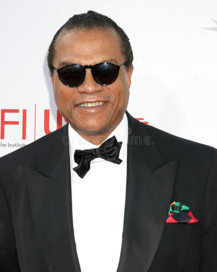 Billy Dee Williams royalty-vrije stock foto's