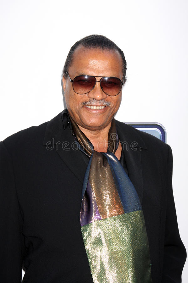 Billy Dee Williams photographie stock
