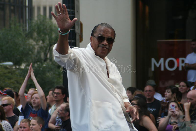 Billy Dee Williams fotos de stock royalty free