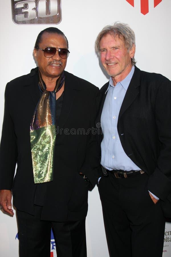Billy Dee Williams, Harrison διάβαση, William Harrison στοκ φωτογραφία