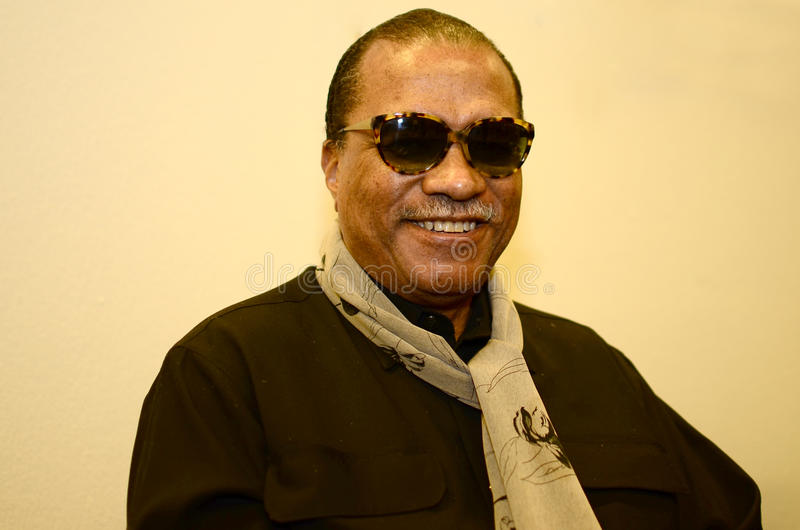 BILLY DEE WILLIAMS photo libre de droits