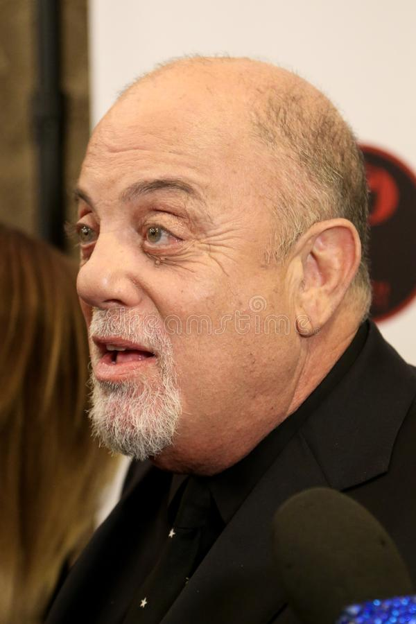 Billy Joel royalty-vrije stock foto