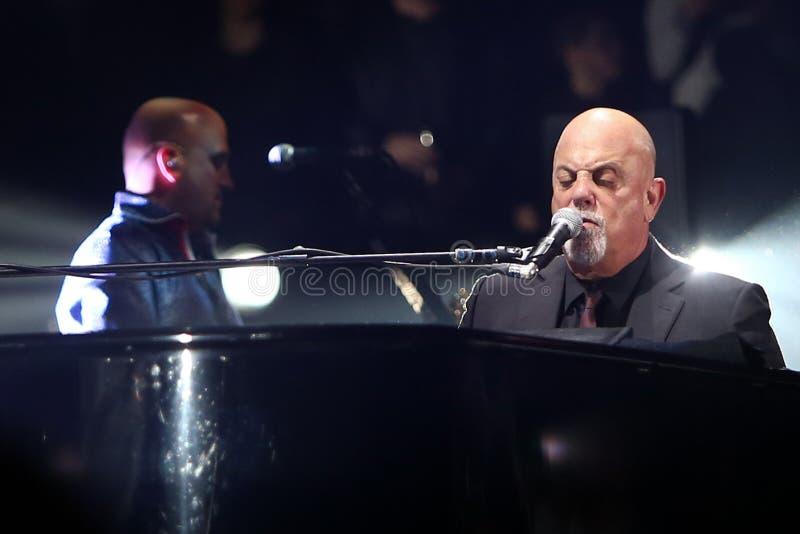 Billy Joel image stock