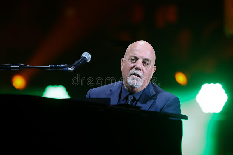 Billy Joel images libres de droits