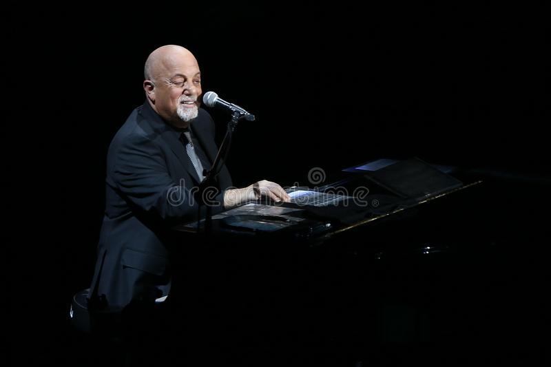 Billy Joel fotografia stock