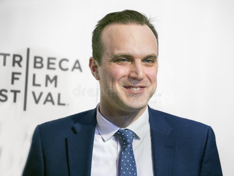 Billy Lyons en la premier de 'ella toma un loco 'en el festival de cine 2019 de Tribeca fotos de archivo