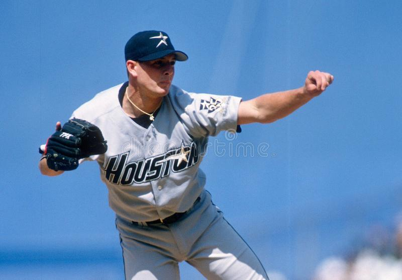 Billy Wagner Houston Astros Closer photographie stock