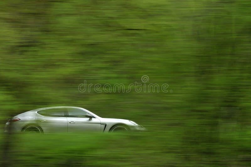 bilmotorsilver fotografering för bildbyråer
