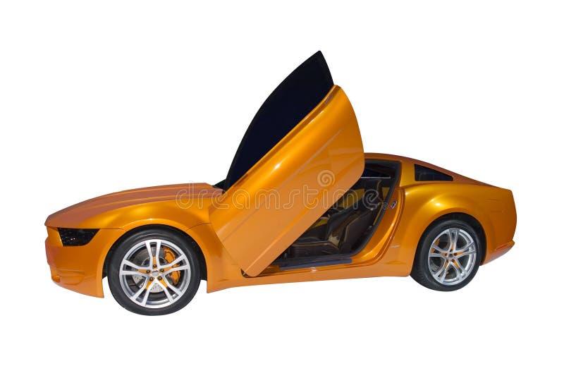 bilsportar royaltyfri bild