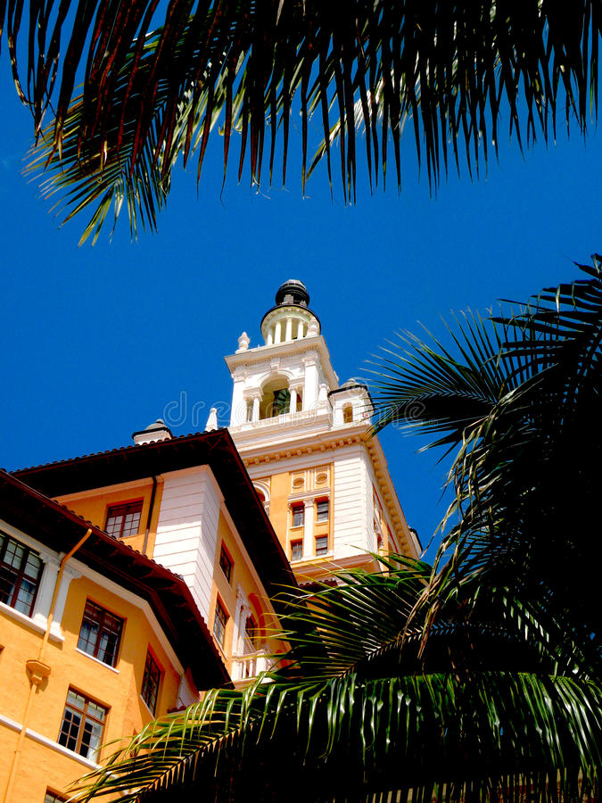 Biltmore-Hotel, Coral Gables Florida lizenzfreies stockfoto