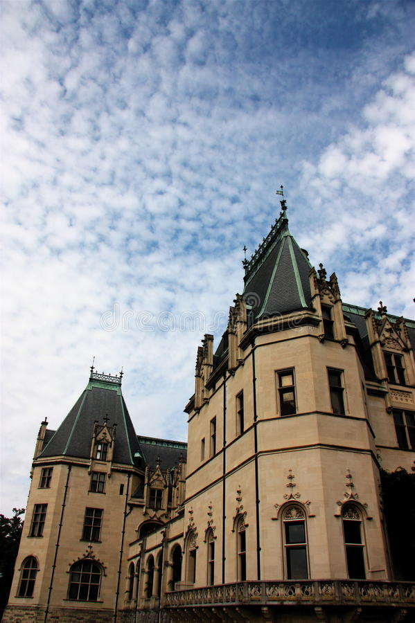 Biltmore House royalty free stock images