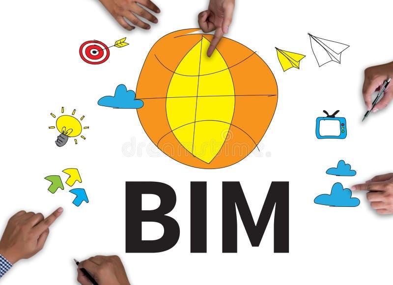 BIM стоковые изображения rf