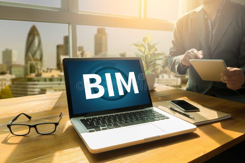 BIM стоковые фотографии rf
