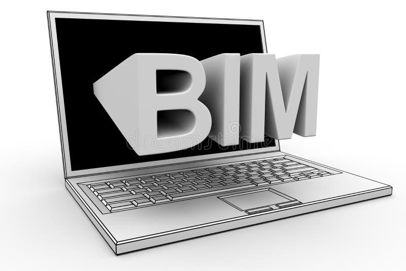 BIM бесплатная иллюстрация