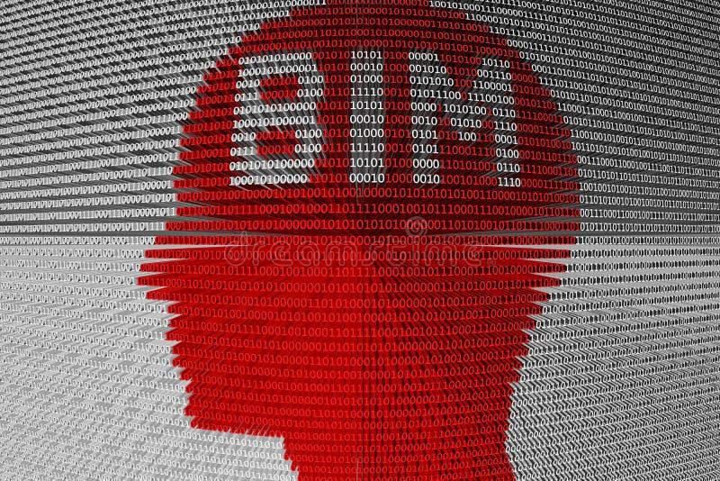 BIM illustration stock