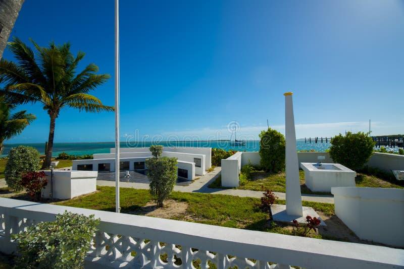 Bimini海岛 库存图片